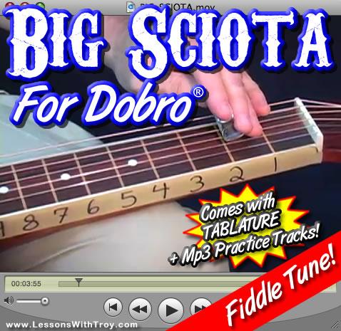 BIG SCIOTA - Bluegrass Tune for Dobro®