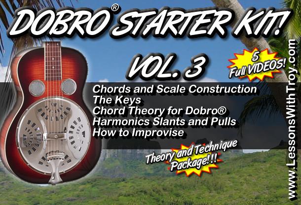 Dobro® Starter Kit Vol. 3