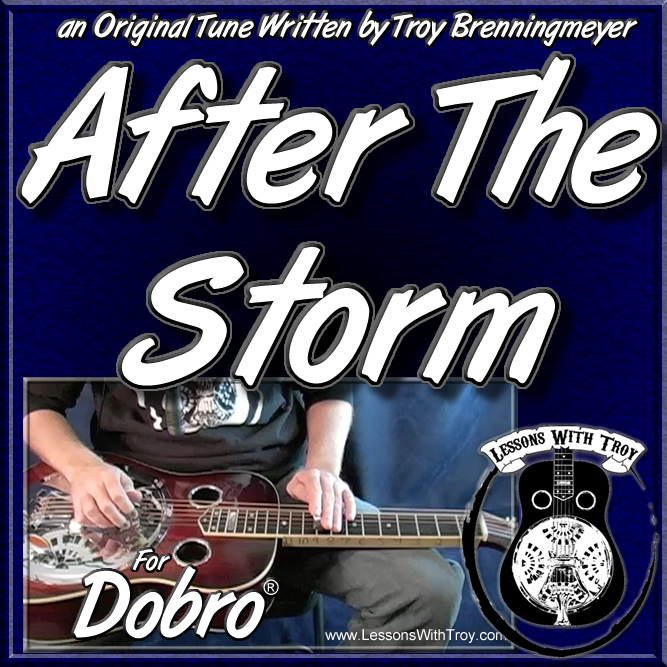After The Storm - Original Tune by Troy Brenningmeyer