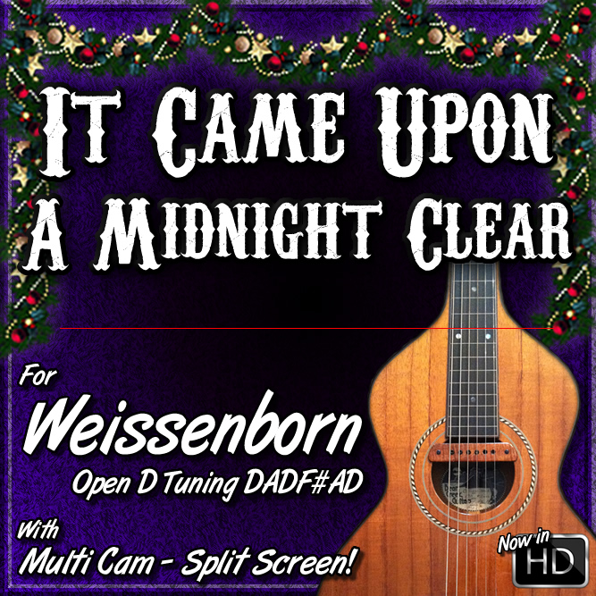 IT CAME UPON A MIDNIGHT CLEAR - For Weissenborn