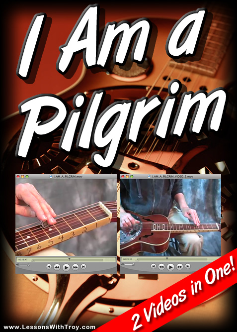 I Am A Pilgrim - Bluesy Gospel Song for Dobro®