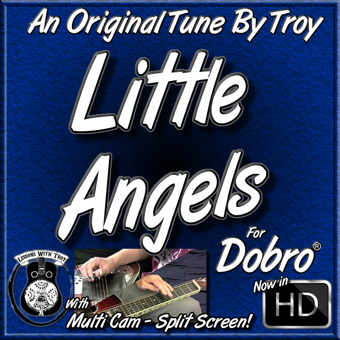 LITTLE ANGELS - An Original Song written by Troy
