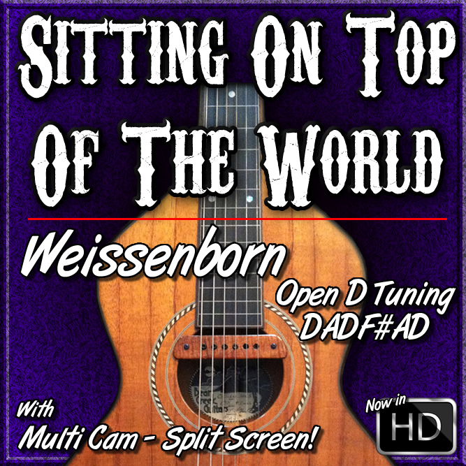 SITTING ON TOP OF THE WORLD - for Weissenborn