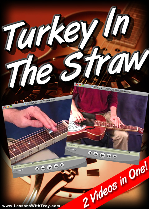 Turkey In The Straw - for Dobro®