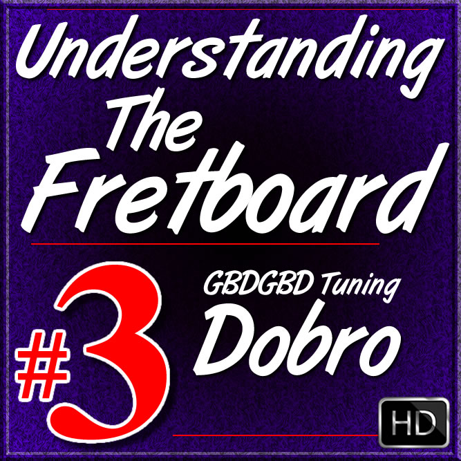 Understanding The Fretboard - Vol. 3 - Thinking In Numbers - 12 Diagrams