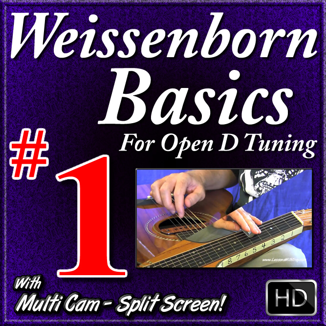 #1 - WEISSENBORN BASICS - The Basics