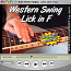 Western Swing Lick in F for Dobro®