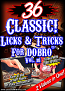 36 Classic Licks & Tricks for the Dobro® - Volume 1
