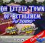 Oh Little Town Of Bethlehem - Christmas Song For Dobro®