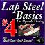 Lap Steel Basics - Vol. 4 - Movable Minor Pentatonic Scale Shapes