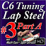#3 A - C6 Basics - Classic Country Licks for Backup Playing