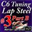 #3 B - C6 Basics - Classic Country Licks for Backup Playing