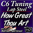 HOW GREAT THOU ART - for C6 Lap Steel