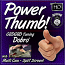 POWER THUMB! - Exercises and Licks To Increase The Power & Dexterity Of Your Thumb