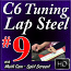 #9 - C6 Basics - Playing The Blues in C6 Tuning
