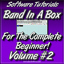 Band In A Box For The Complete Beginner - Volume #2