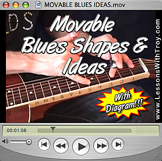 Movable Blues Shapes & Ideas for Dobro®