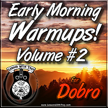 Early Morning Warmups - Vol #2 - Nothing But Triplets!