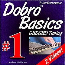 DOBRO® BASICS VOLUME #1