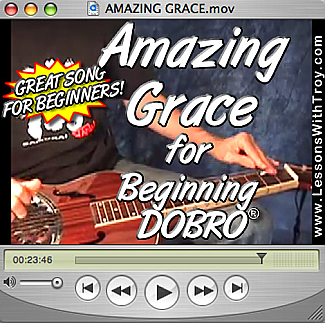 Amazing Grace - for Dobro®