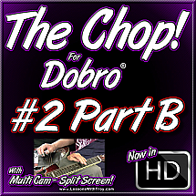 THE CHOP - #2 - PART B