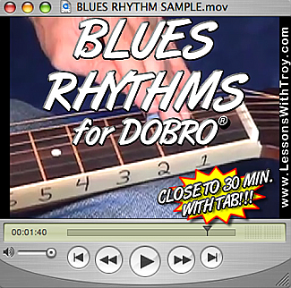 Blues Rhythms for Dobro®