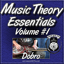 Music Theory Essentials Vol. #1