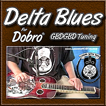 Delta Blues - For Dobro®