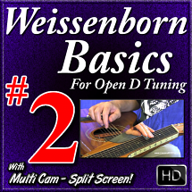 #2 - WEISSENBORN BASICS - Your First Songs