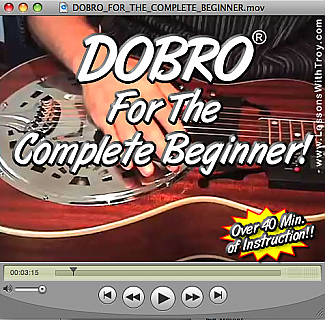 Dobro® For the Complete Beginner