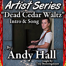 Dead Cedar Waltz by Andy Hall