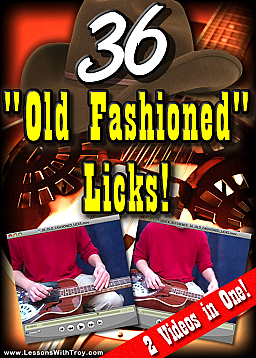 36 Old Fashioned Licks for Dobro®