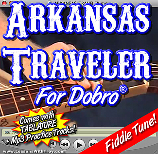 Arkansas Traveler - Dobro® Lesson
