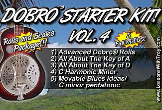 Dobro® Starter Kit Vol. 4