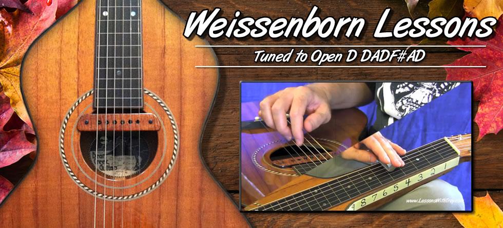 Weissenborn Lessons