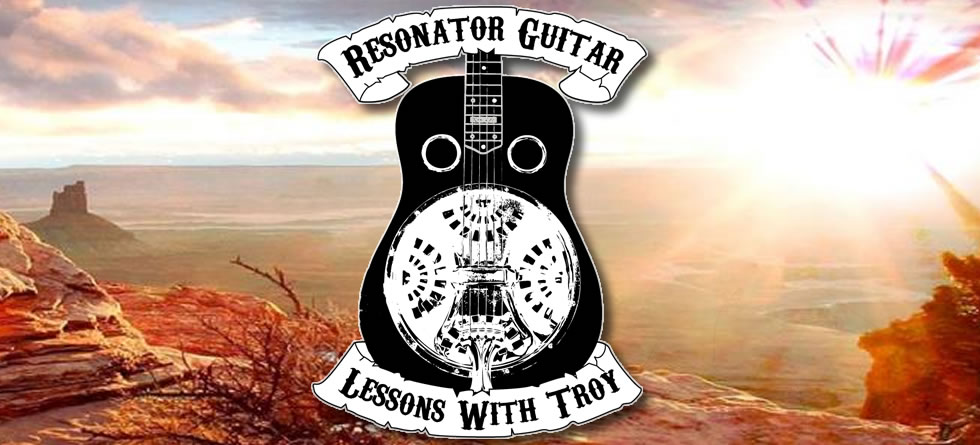 Dobro Lessons by Troy Brenningmeyer
