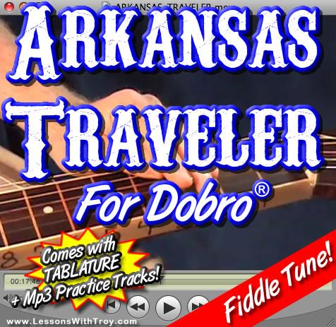 Arkansas Traveler - Dobro® Lesson