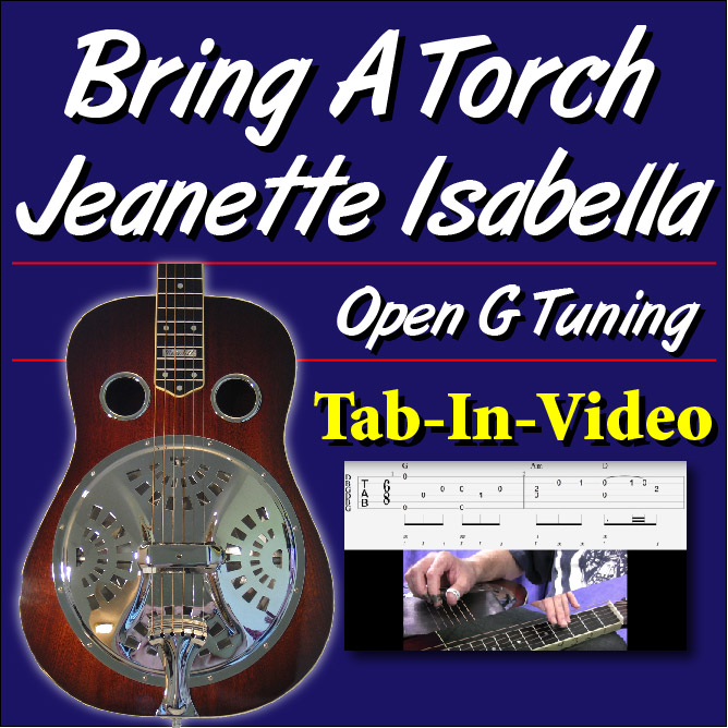 Bring A Torch Jeanette Isabella