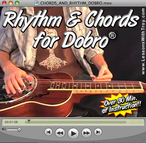 Rhythm and Chords for the Dobro®