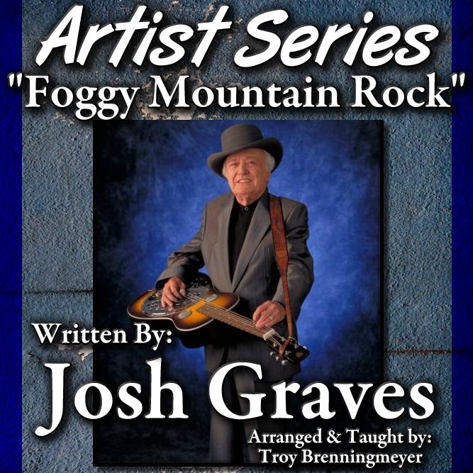 FOGGY MOUNTAIN ROCK - by Josh Graves
