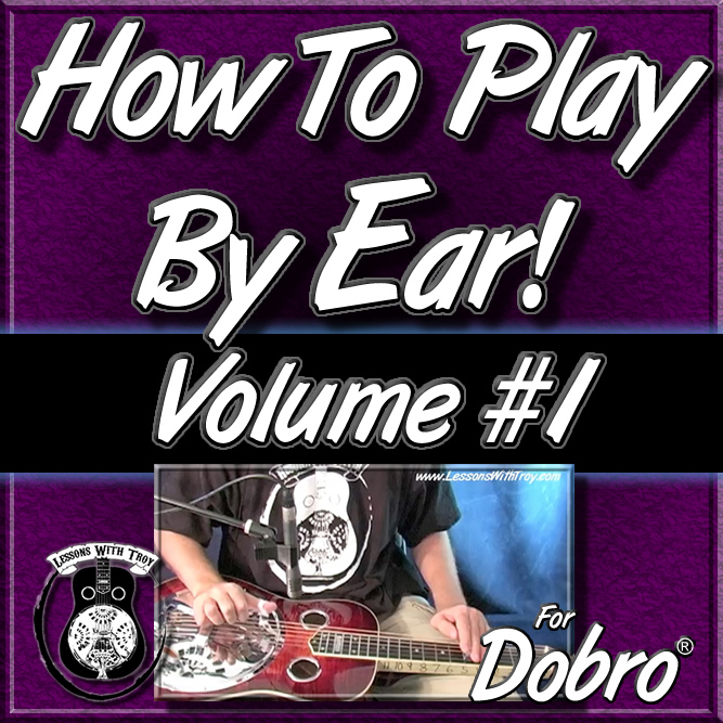 HOW TO PLAY BY EAR - Volume #1