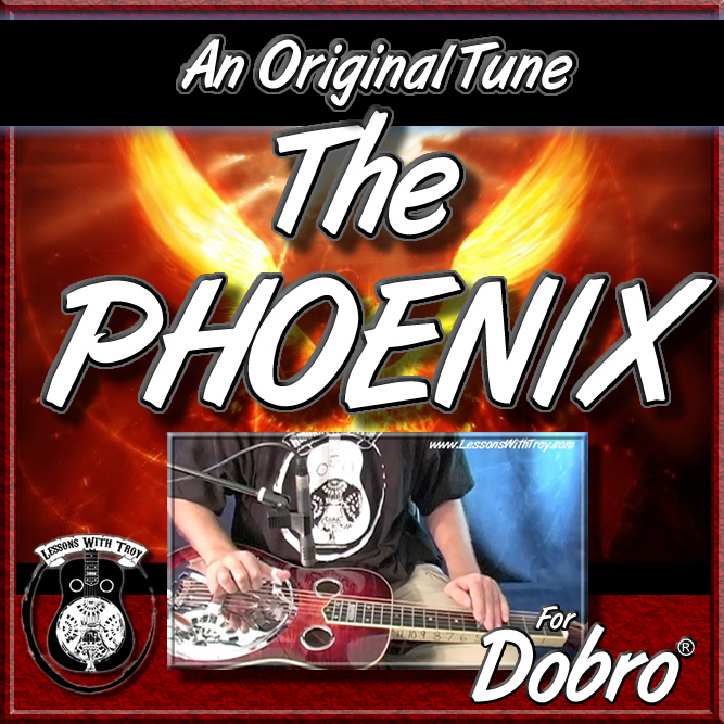 THE PHOENIX - an original tune by Troy