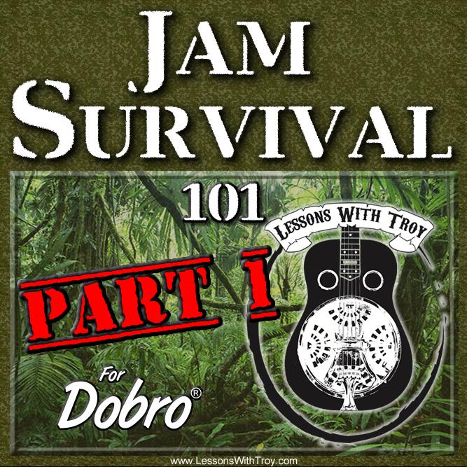 JAM SURVIVAL 101 - PART 1