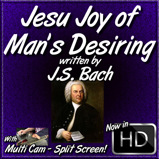 Jesu Joy of Man's Desring - written by J.S. Bach