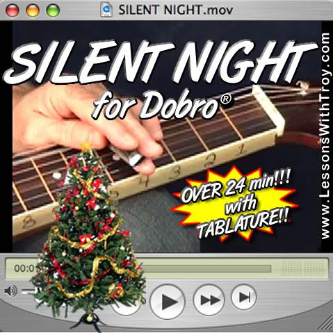 Silent Night - Christmas Music for Dobro®