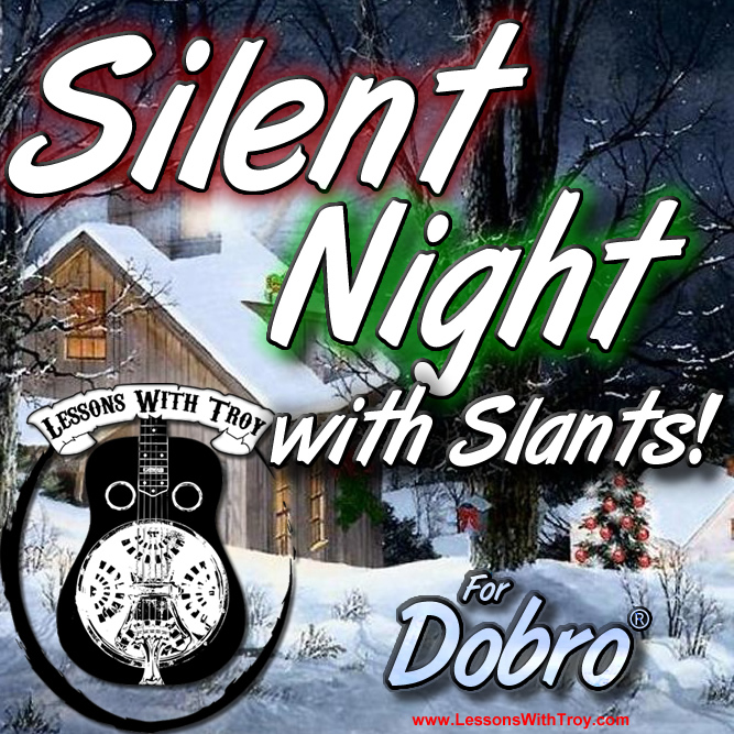 Silent Night - vers. 2 with Slants