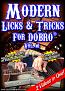 Modern Licks & Tricks - Volume 1