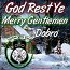 God Rest Ye Merry Gentlemen - Christmas Song for Dobro®
