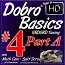 DOBRO® BASICS VOLUME #4 - PART A - Your First Songs + Technique!