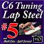 #5 - C6 Basics - SLANTS & PINCHES for Major Chords